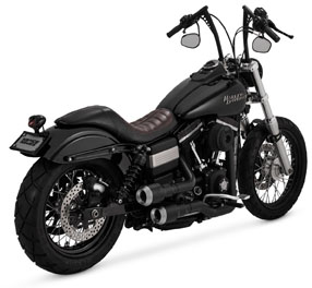 Vance & Hines Hi-Output Grenades 2-into-2 Exhaust