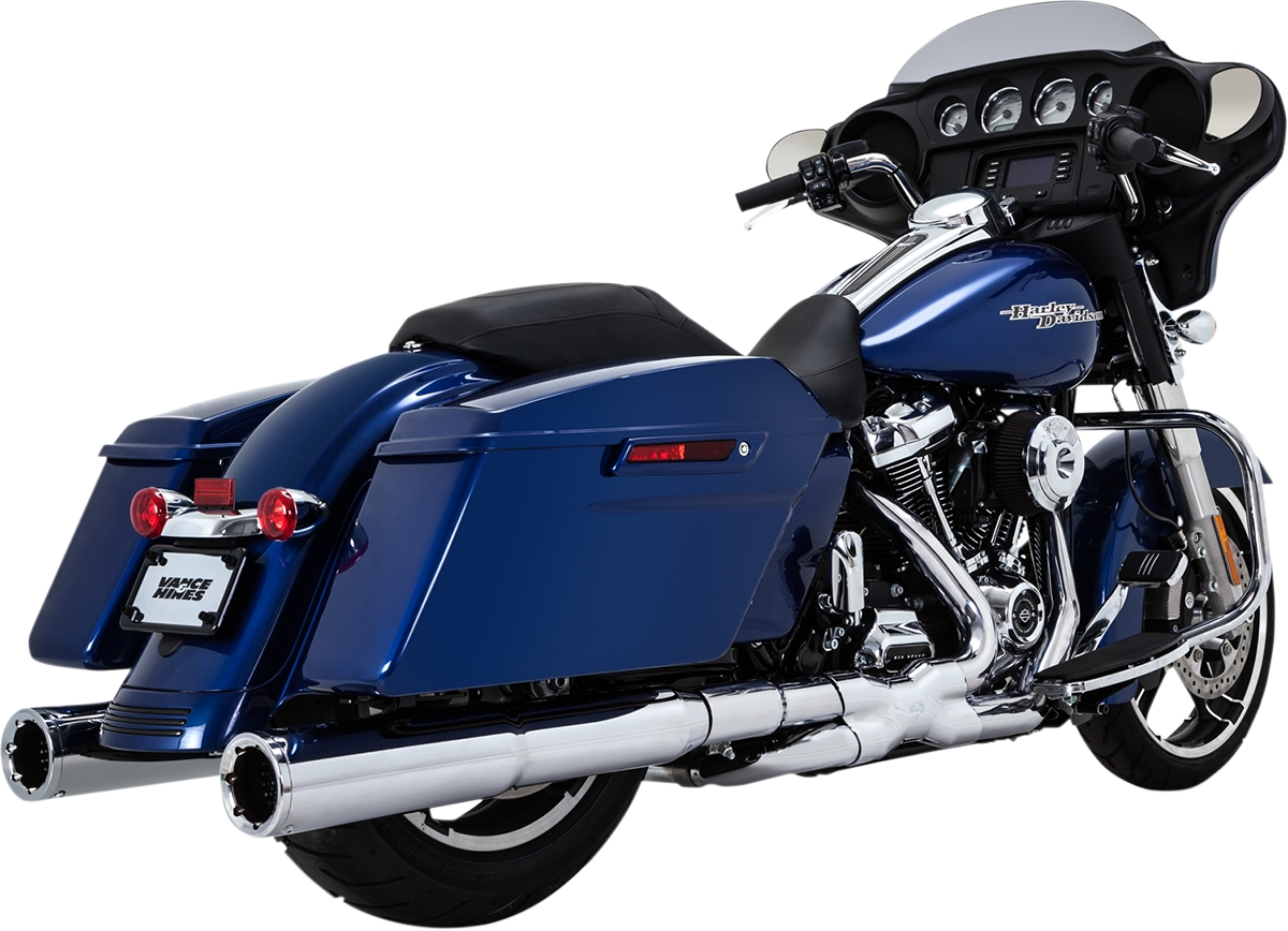 Vance & Hines Power Duals Header Systems