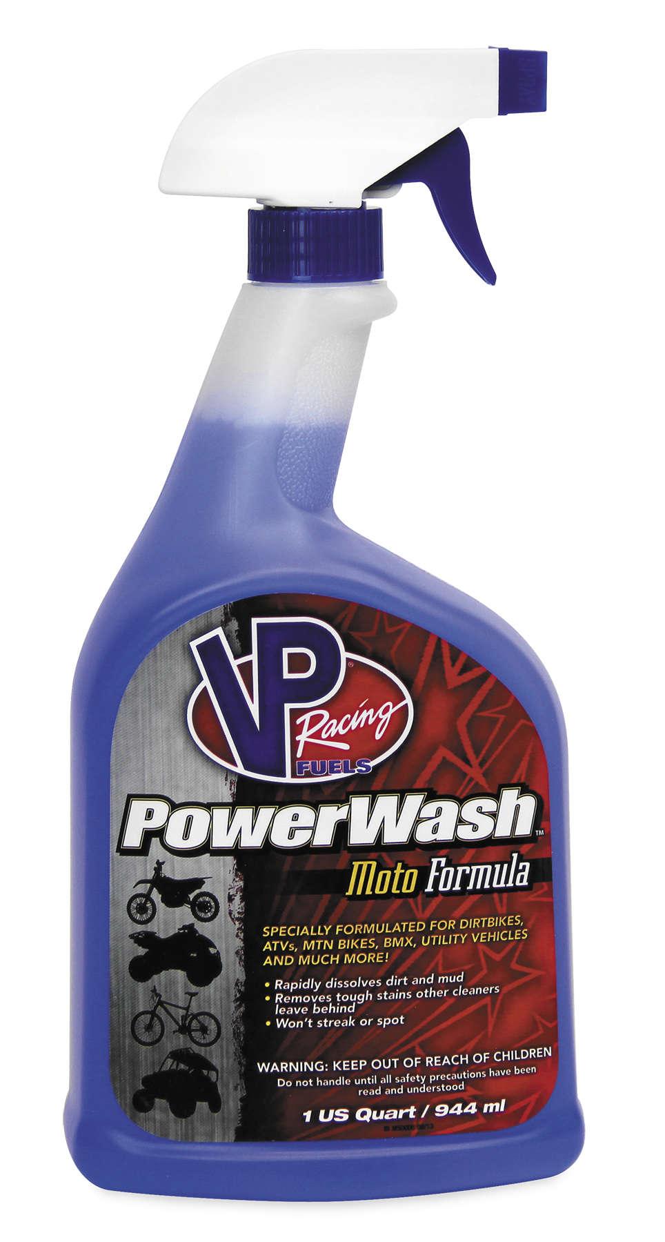 VP CHEMICLS Powerwash Moto Formula