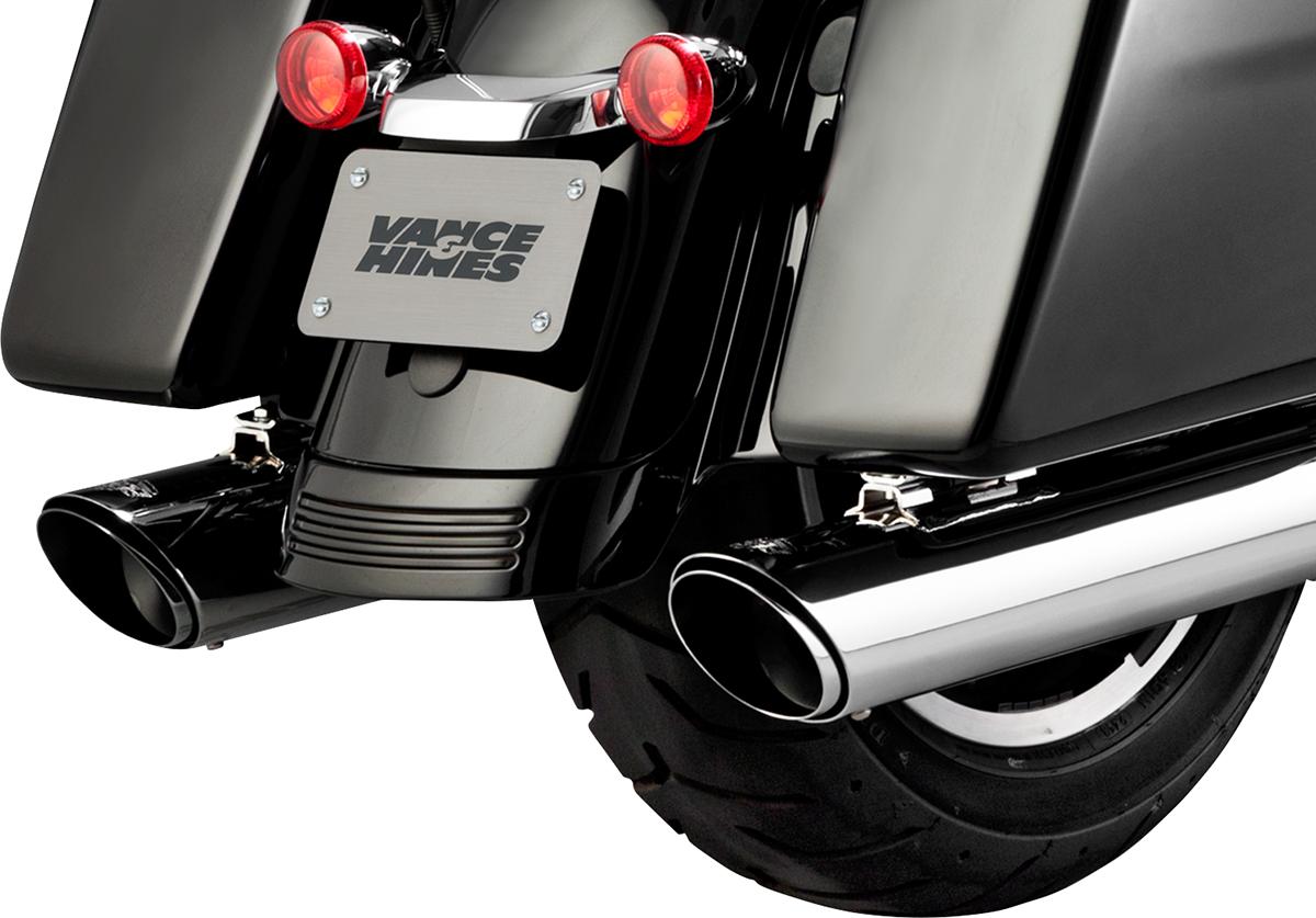 Vance & Hines Twin Slash Slip-On Mufflers