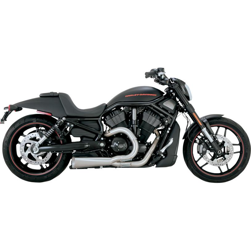 Vance & Hines Competition Series 2-Into-1 Exhaust System