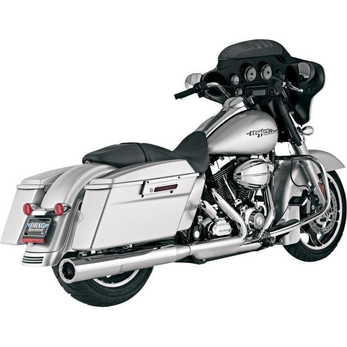 Vance & Hines 4 1/2in. Hi-Output Slip-On