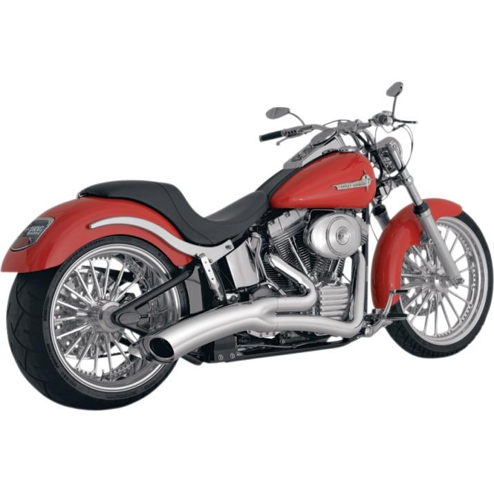 Vance & Hines Big Radius 2-Into-1 Exhaust System