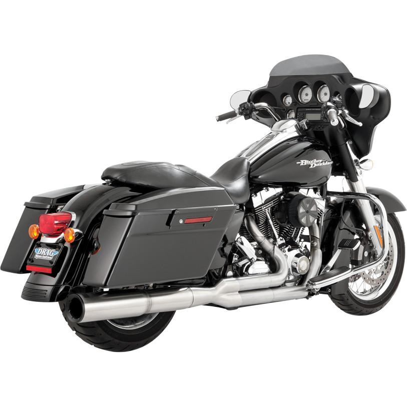 Vance & Hines Stainless Hi-Output 2-Into-1 Exhaust System