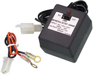 WPS Replacement Battery Leads