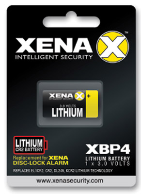 Xena XBP4 CR2 Lithium Battery Pack
