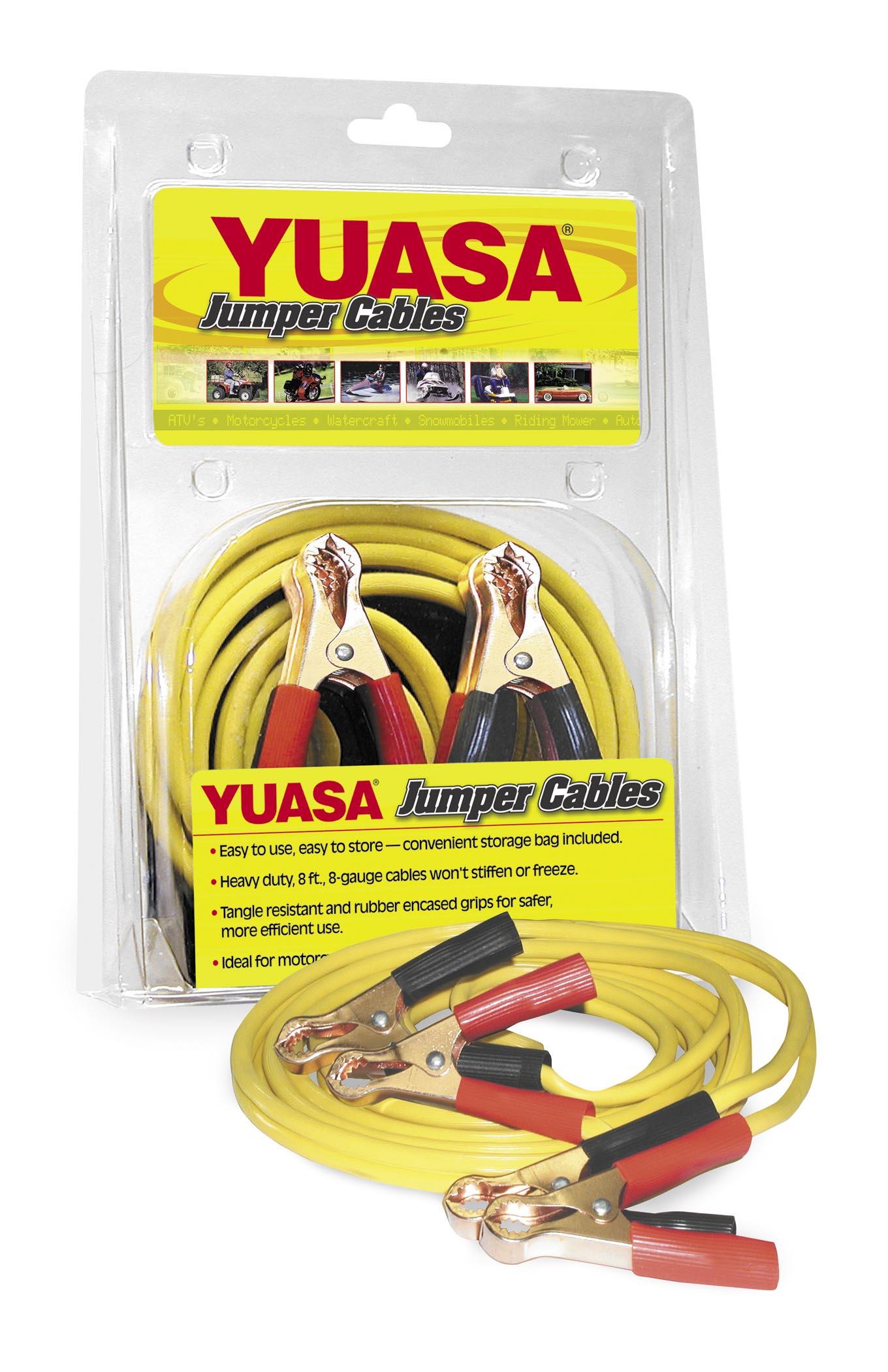 Yuasa Jumper Cables