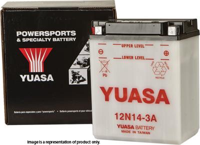 Yuasa Yumicron Battery