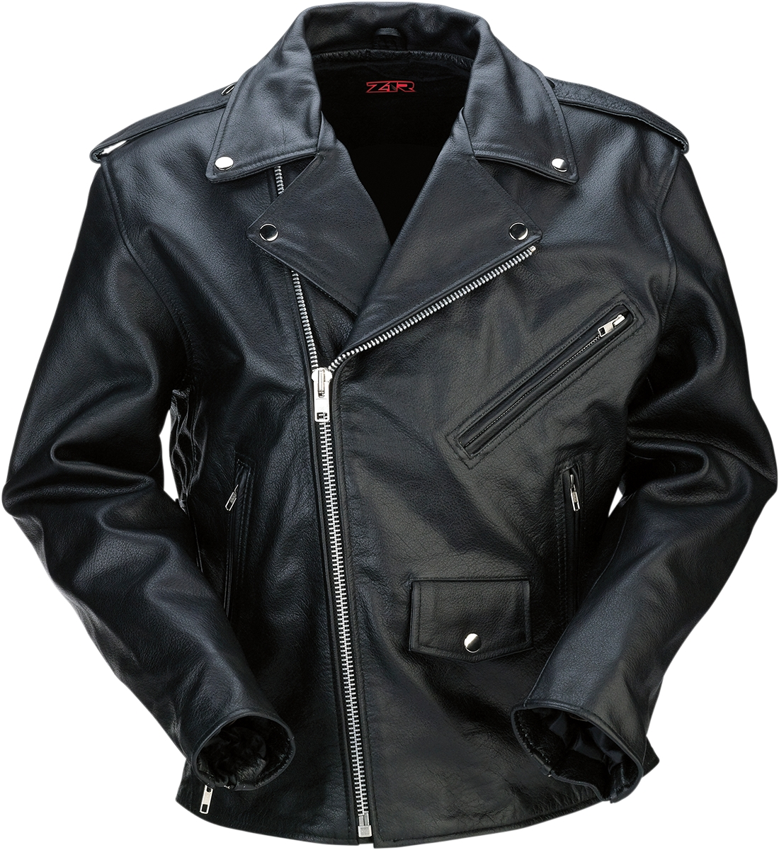 Z1R Women's 9mm Leather Jacket