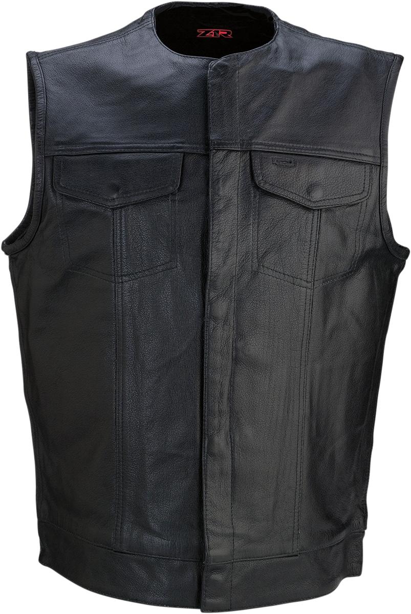 Z1R 338 Leather Vest