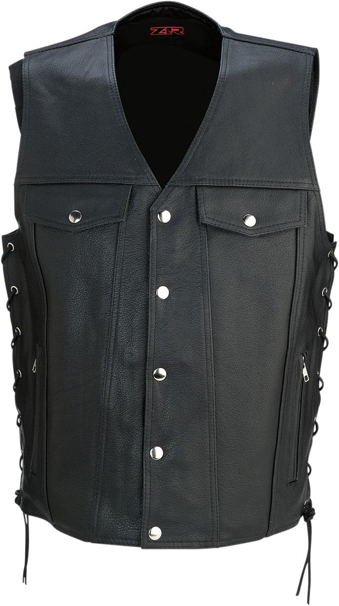 Z1R 30-30 Leather Vest