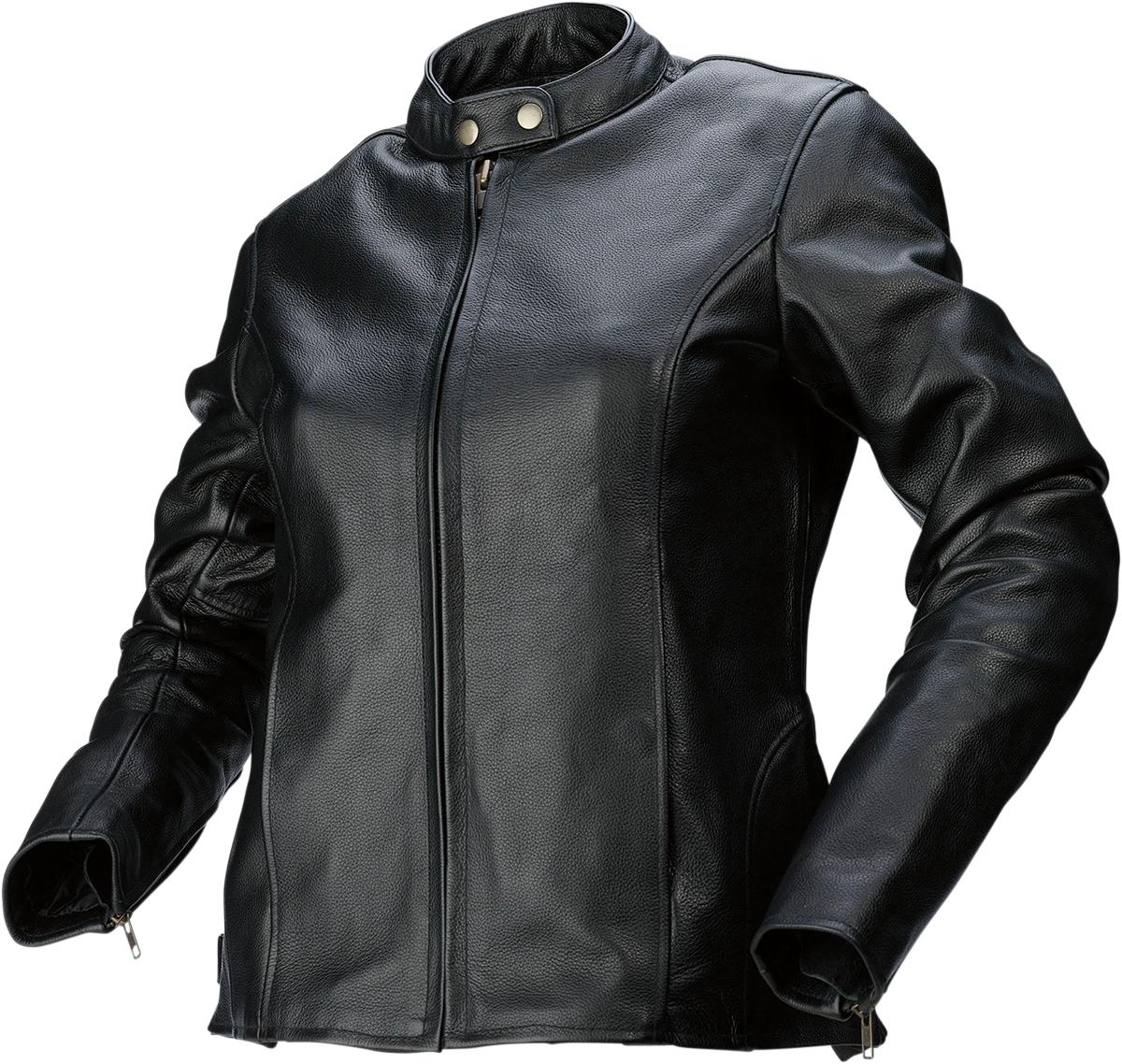 Z1R Women's 357 Leather Jacket
