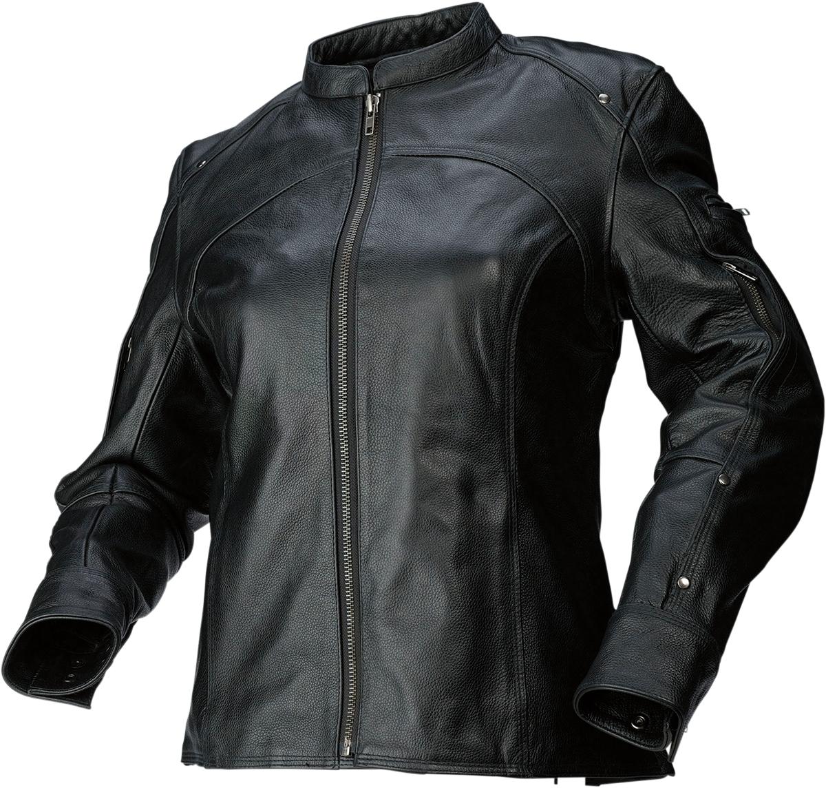 Z1R Women's 243 Leather Jacket