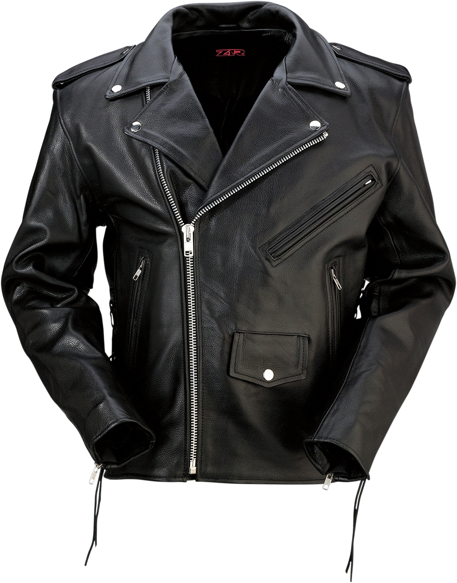 Z1R 9mm Leather Jacket