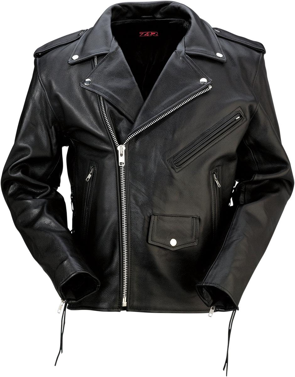 Z1R Women's 9mm Leather Jacket