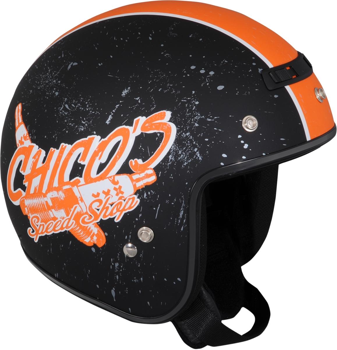 Z1R Jimmy Chico Open Face Helmet