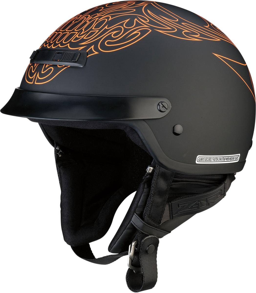 Z1R Nomad Tribal Half Helmet