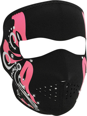 Zan Highway Honey's Half Mask