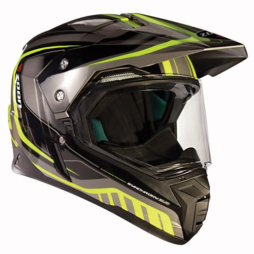 Zoan Synchrony Duo Electric Shield Tourer Graphic Snow Helmet