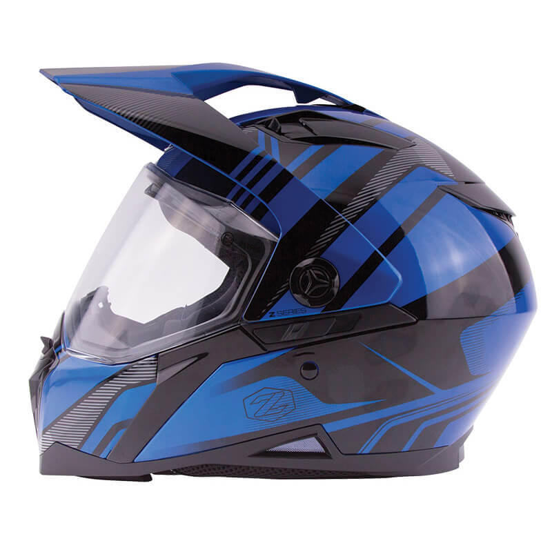 Z-DS10 Stitch Street Dualsport Helmet