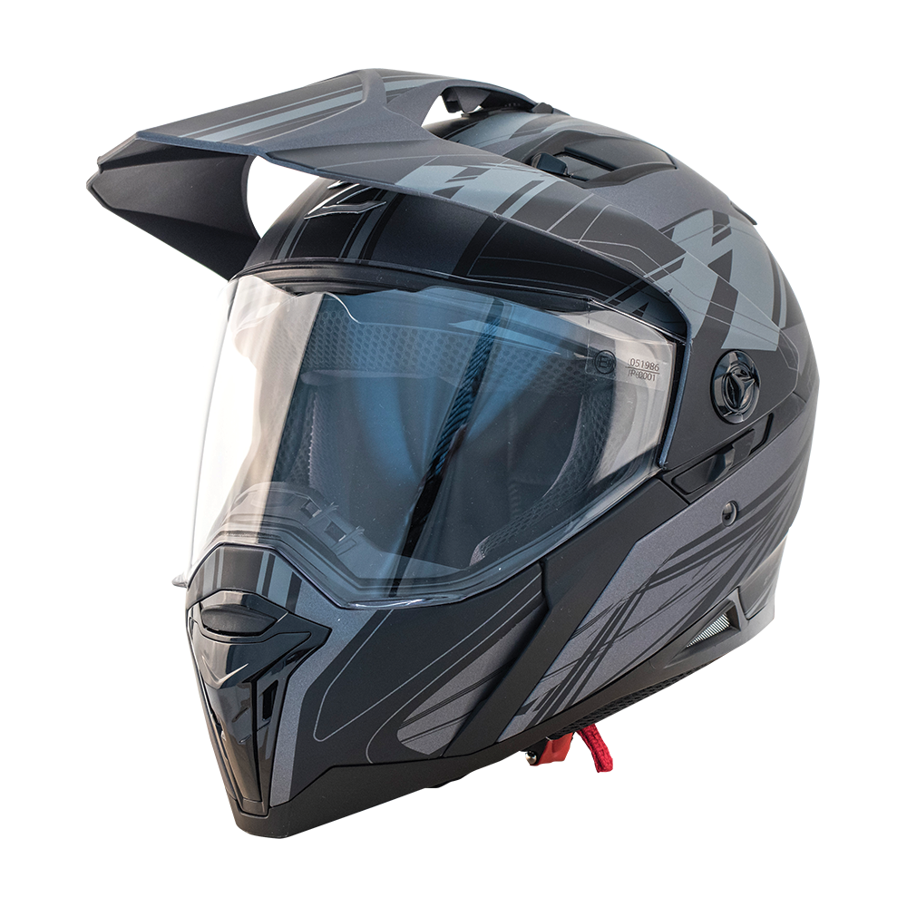 Z-DS10 Urbanite Street Dualsport Helmet