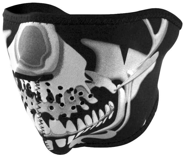 Zan Half-Face Neoprene Mask