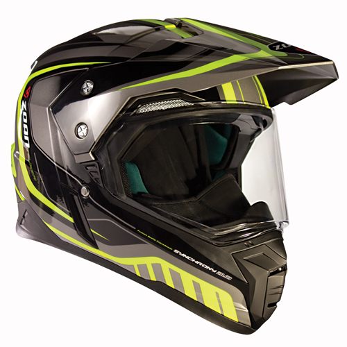 Synchrony Duo Sport Snow Helmet Tourer Graphics