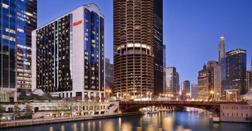Westin Chicago River North Room Service