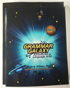 Grammar Galaxy Nebula two-book set
