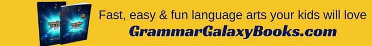 Grammar Galaxy Books