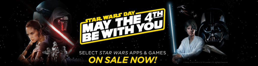 Star Wars Day Amazon