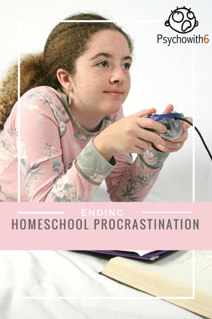 Ending Homeschool Procrastination
