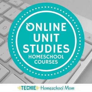 online unit studies 300