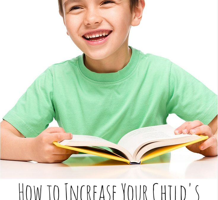 How to Increase Your Child's Reading Comprehension