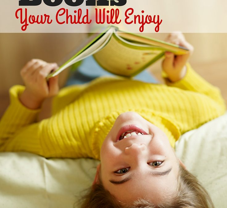 How to Find Books Your Child Will Enjoy