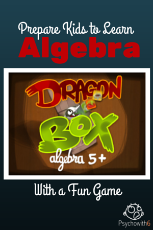 Prepare Kids to Learn Algebra with a Fun Game