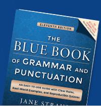 Bluebook of Grammar