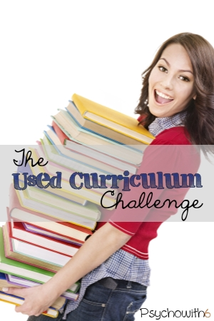 The Used Curriculum Challenge: Week 23