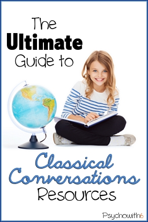The Ultimate Guide to Classical Conversations Resources
