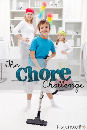 Week 14: The Chore Challenge