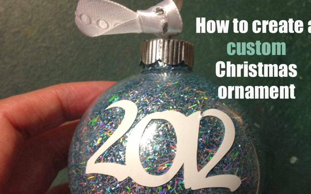 An Easy, Beautiful Christmas Ornament You Can Make With Your Kids