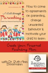 A Walk Through Parenting, intentional parenting, Christian parenting