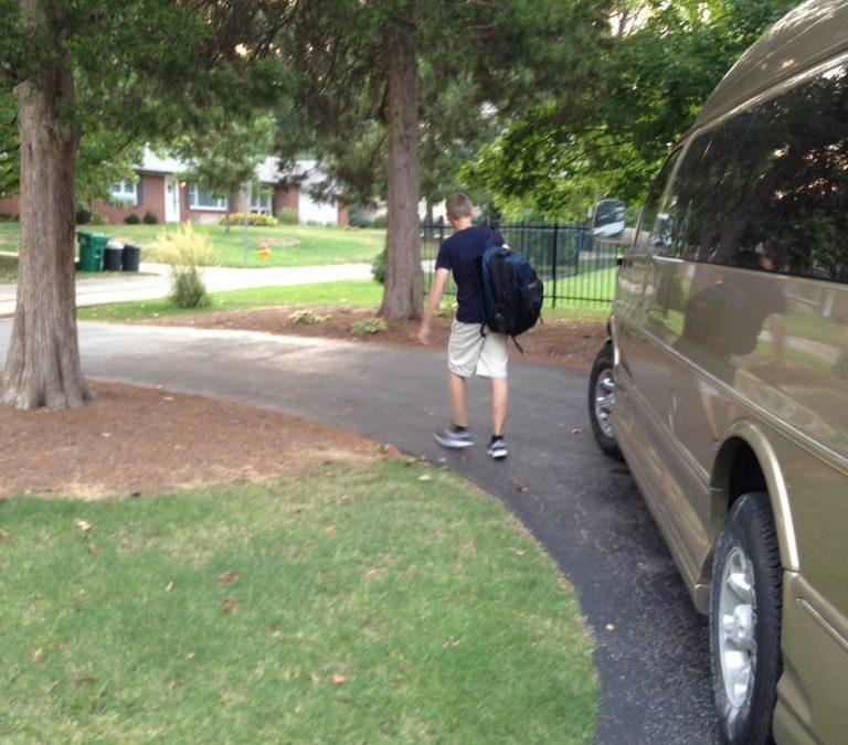 I Sent My Child to School