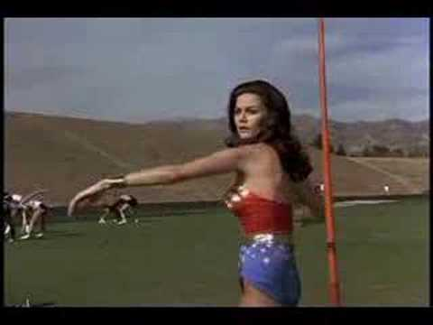 Remember Wonder Woman?