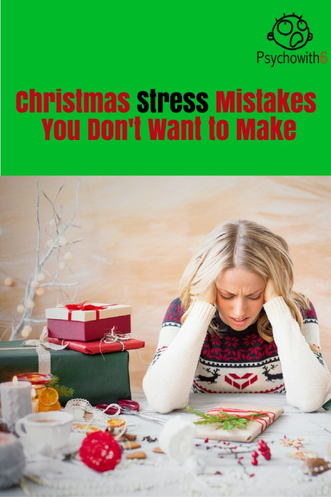 Christmas stress mistakes you don't want to make; homeschooling