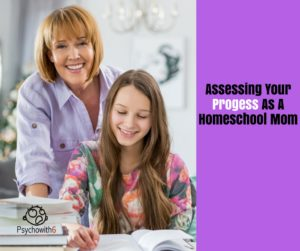 Assessing Your Progess As A Homeschool Mom FB