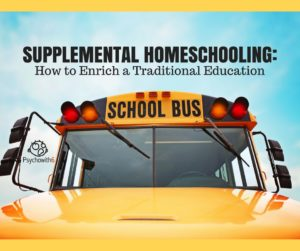 Supplemental Homeschooling