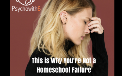 This is Why You're Not Failing as a Homeschool Mom