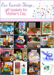 Mother's Day Gift Basket Giveaways iHomeschool Network