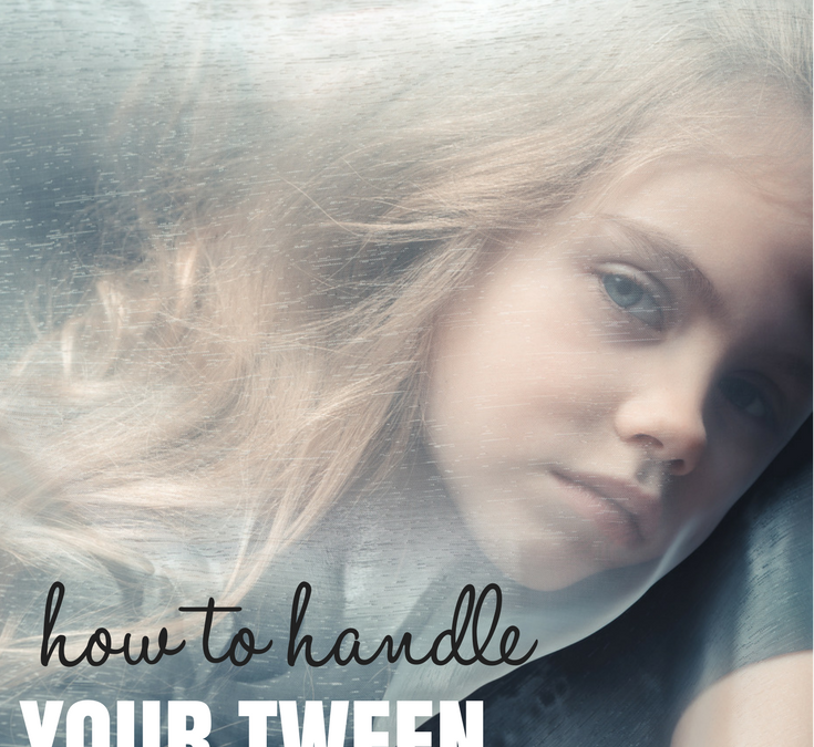 Handling Your Tween Daughter's Emotions